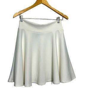 Johnny off white mini dress size Medium